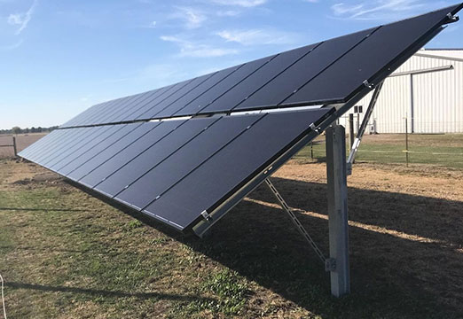 Easy Transition To Solar Power